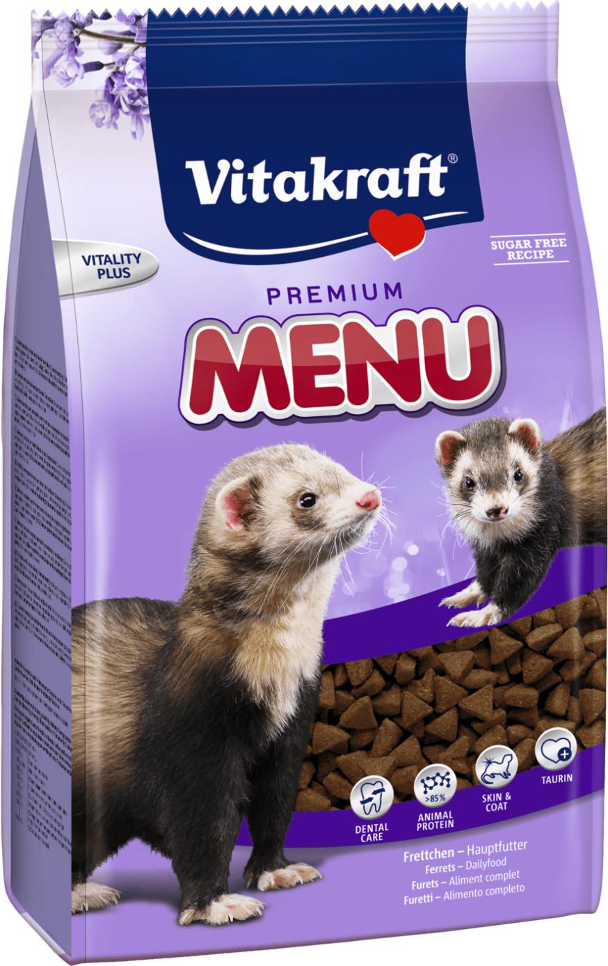 Vitakraft Premium Menü für Frettchen 800 g