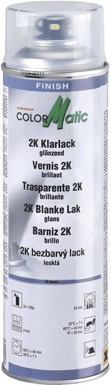 Motip CM 2K Klarlack m.Härter 500ml (190469)