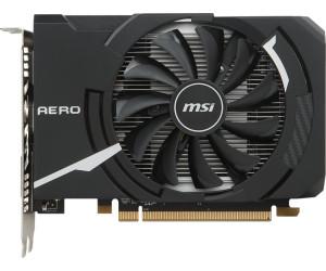 MSI RX 550 Low Profile 2GB