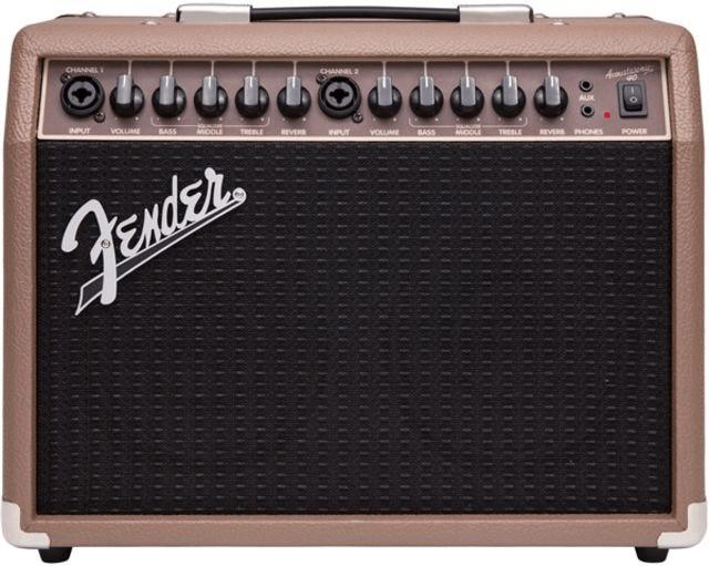 Image of Fender Acoustasonic 40Watt