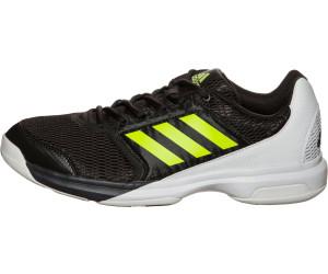 adidas Performance Multido Essence Utility Black / Solar Yellow / FTWR White - Chaussures Chaussures-de-sport Homme