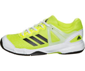Adidas Court Stabil 13 Handballschuhe Trainings Hallen Schuhe blau gelb Gr. 11