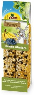 JR FARM Farmys Banane - Blaubeere