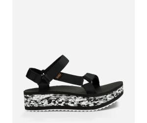 Teva Flatform Marbled Weiß Damen-Schuhgröße 41 Niedrigsten Preis Online vzaWVx