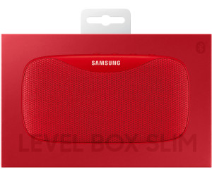 buy samsung level box slim red from compare prices on. Black Bedroom Furniture Sets. Home Design Ideas