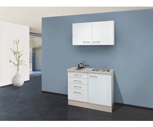 Hervorragend Flex-Well Miniküche Florenz 100 cm ab 329,00 € | Preisvergleich HT87