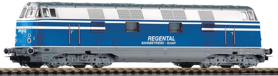Piko Diesellok D05 Regentalbahn Wechselstromver...