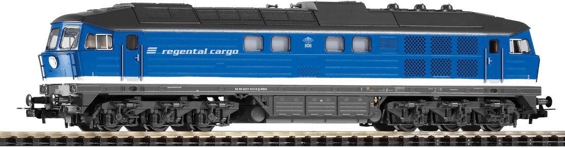 Piko Diesellok 231 012 Regentalbahn (59754)
