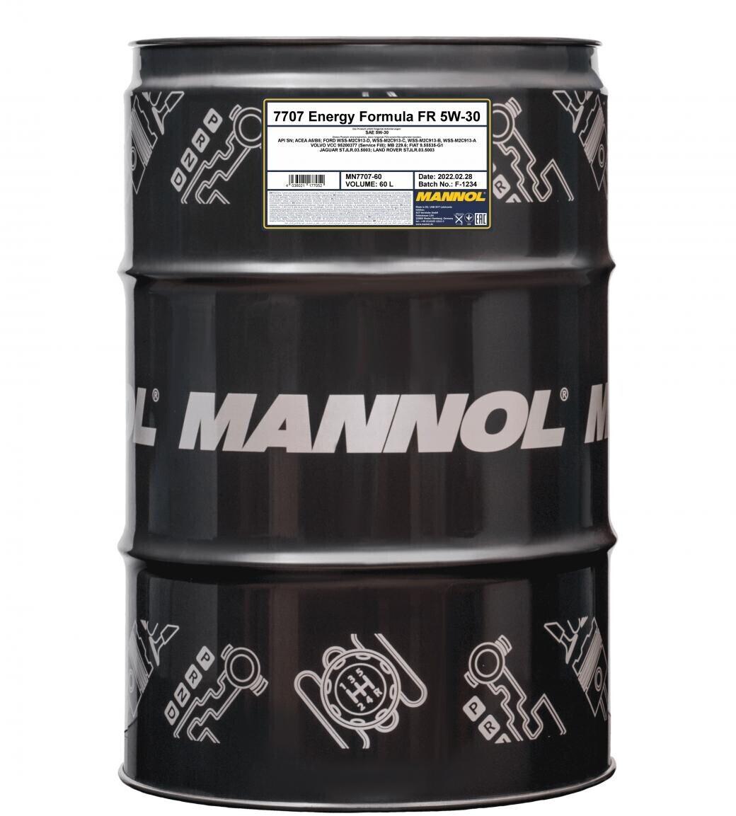 Mannol 7707 O.E.M. 5w-30  (60 l)