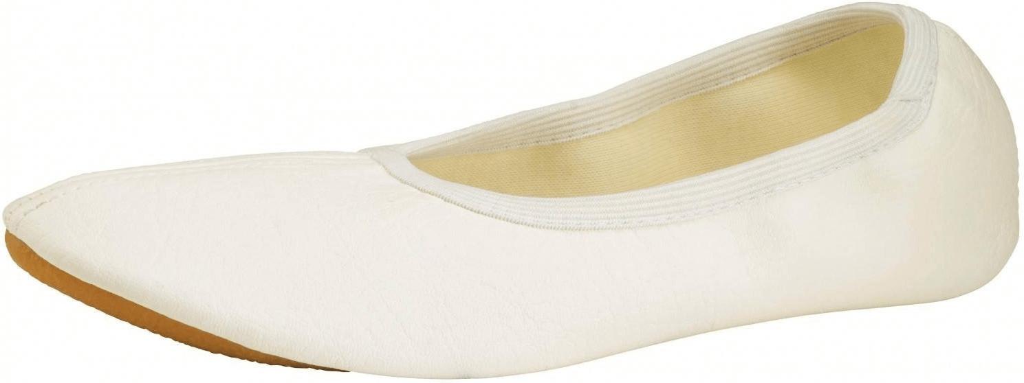 Beck Gymnastikschuh (008) Junior white