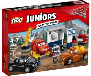 Lego City Garage : Lego juniors cars smokeys garage ab