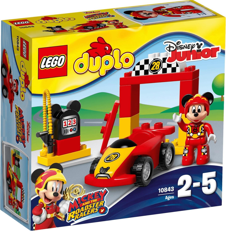 LEGO Duplo - Disney Mickeys Flitzer (10843)