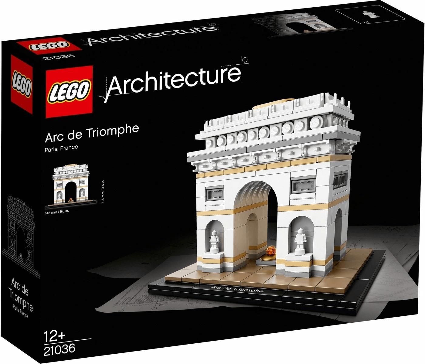 LEGO Architecture - Arc de Triomphe (21036)