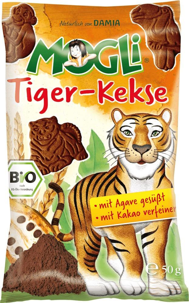 Mogli Tiger-Kekse (50g)
