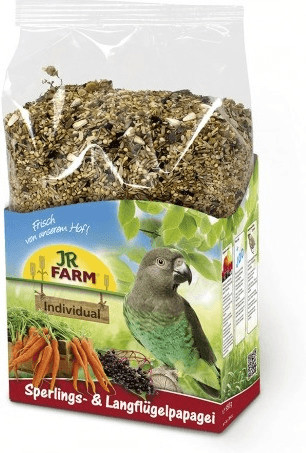 JR FARM Birds Individual für Sperlings- und Lan...