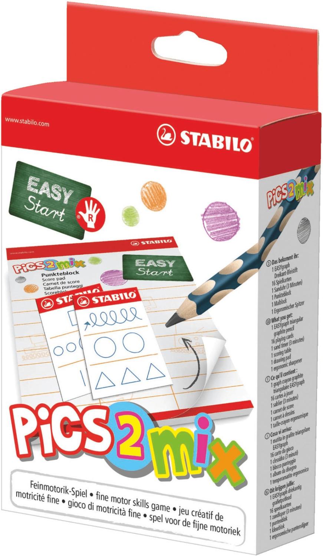 Stabilo Feinmotorik Easy Start Pics2mix