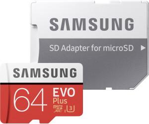Samsung Evo Plus 2017 Microsd Microsdxc 64gb Mb Mc64ga Ab 1078