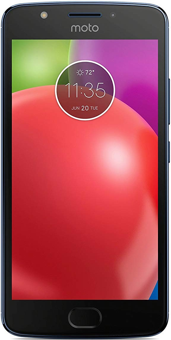 Image of Motorola Moto E4