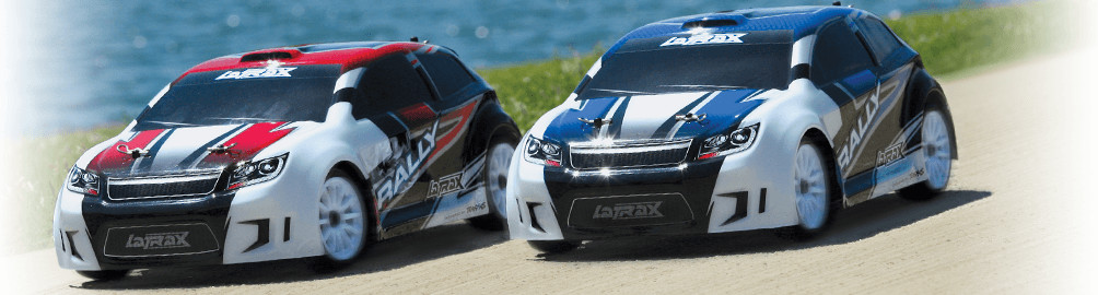 Traxxas LaTrax Rally 4WD Rally Car (75054-1)