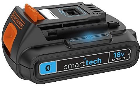 Image of Black and Decker battery 18 V 1.5 Ah Smart Tech BL1518ST