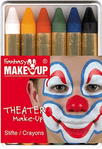 C. Kreul Schminkstifte-Set Fantasy Make Up