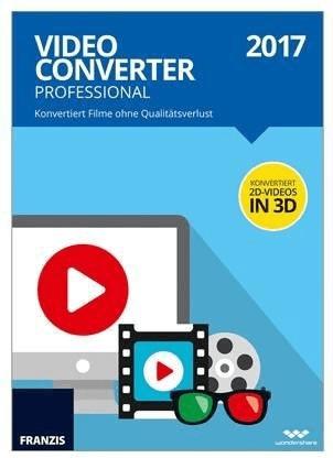 Franzis Video Converter 2017 Professional (Down...