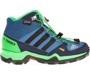 Adidas Terrex Mid GTX K core blackcore greenenergy blue ab