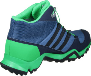 adidas TERREX Mid GTX Shoes Kinder blue beautygrey one