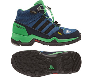 Adidas Terrex Mid GTX K core blackcore greenenergy blue ab