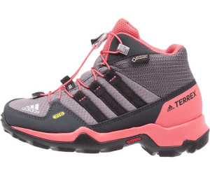 Kinder Terrex Mid GTX Schuhe trace grey tactile pink 33