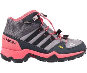 Adidas Chaussures bébé adidas Terrex Mid GTX gris foncé