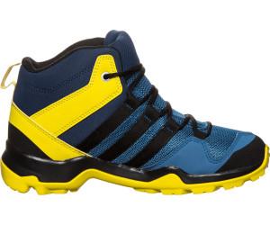 Buy Adidas Terrex AX2R Mid CP K core blue/core black/unity ...