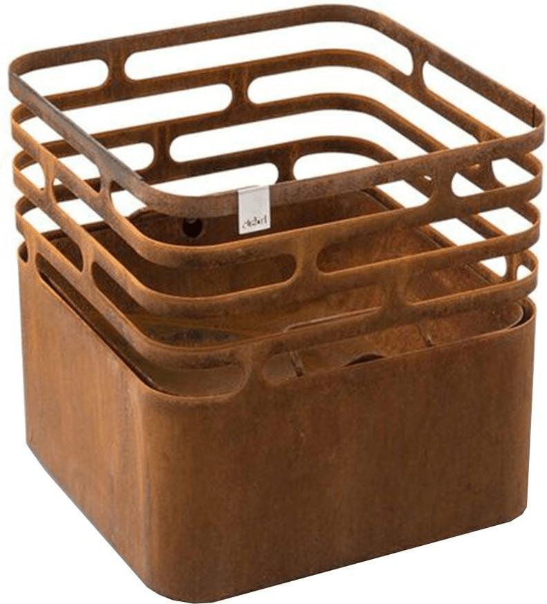 Höfats Cube Rostoptik