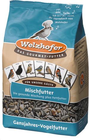 Welzhofer Mischfutter 25 kg