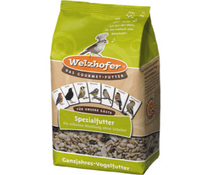 Welzhofer Spezialfutter schalenlos 25 kg Papier-//Polysack Welzhofer GmbH