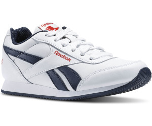 df8b8963ce7 Buy Reebok Royal Classic Jogger 2.0 Kids white navy red from £0.00 ...