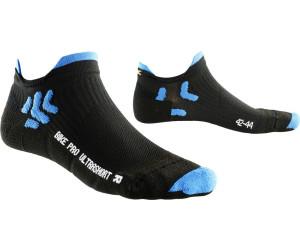 X-Socks Bike Pro Ultrashort black/french blue