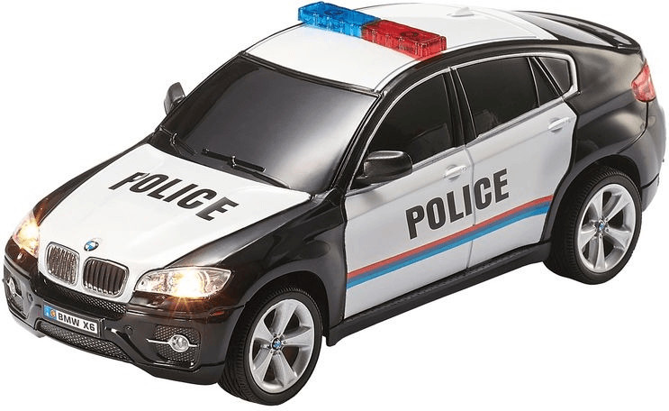 Revell BMW X6 Police (24655)