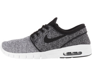 96f073a524bd Buy Nike SB Stefan Janoski Max dark grey white black from £84.99 ...