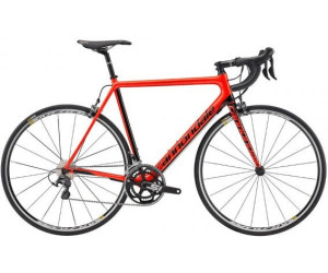 Cannondale SuperSix Evo Ultegra red/black (2017)