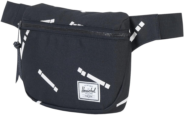 Herschel Fifteen Hip Pack black code