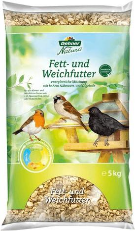 Dehner Natura Fett- und Weichfutter 5 kg