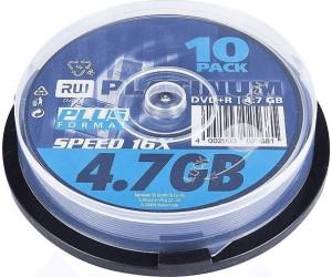 Image of Bestmedia DVD+R 4.7GB 16x (102568)