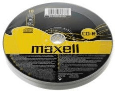 Image of Maxell CD-R 700MB 52x (624034)