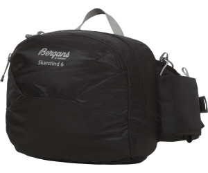Bergans Skarstind Hip Pack 6 black/grey