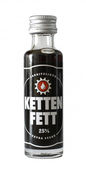 Kettenfett Shots 16x0,02l 25%