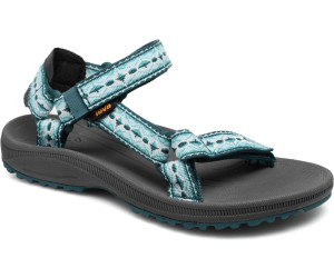 Teva Damen W Winsted Sandalen, Türkis (Antigua Deep Teal), 41 EU
