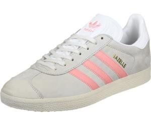 new concept 27c2e 12f90 Adidas Gazelle chalk whitestill breezeftwr white desde 28,29 €  Compara  precios en idealo