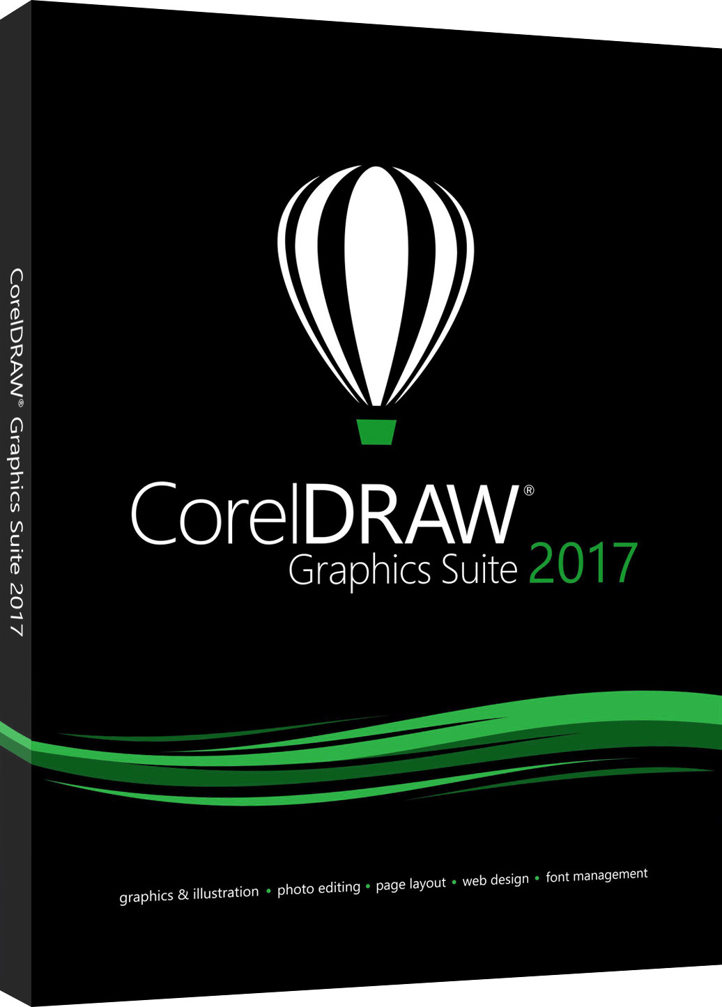 Corel CorelDRAW Graphics Suite 2017 (DE) (Downl...