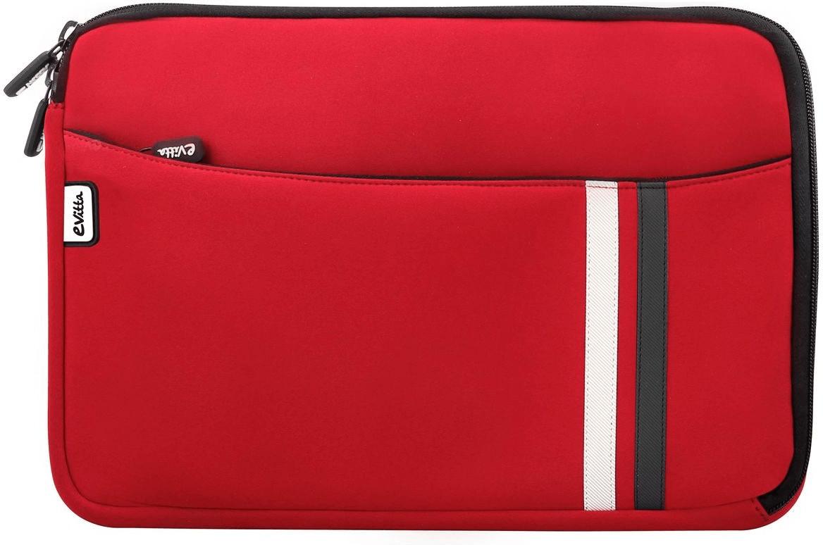 E-VITTA e-Vitta EVLS000006 16 pulgadas pulgadas Funda Rojo maletines para